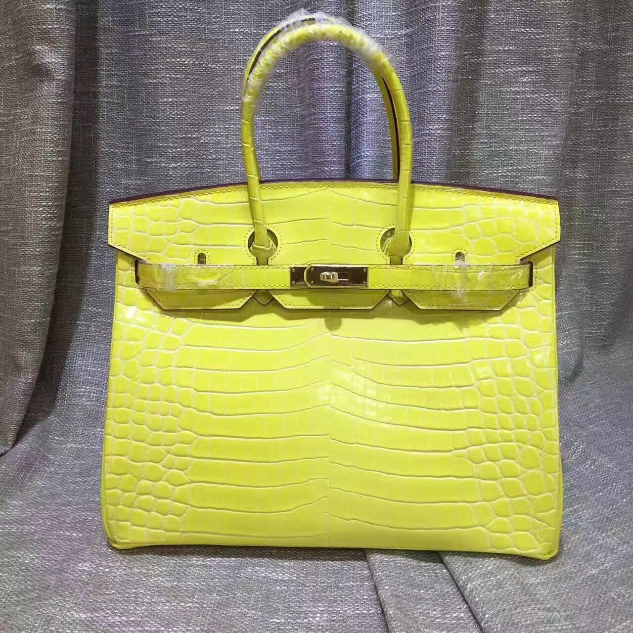 d58f39128b Hermes Birkin 35cm Togo leather Handbags Cherry Pink Golden  RH0350 ...